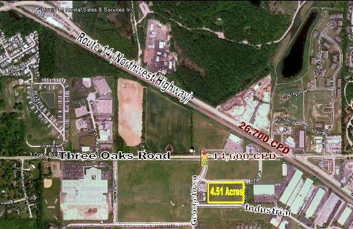 LOT 2 INDUSTRIAL Drive, Cary, IL 60013