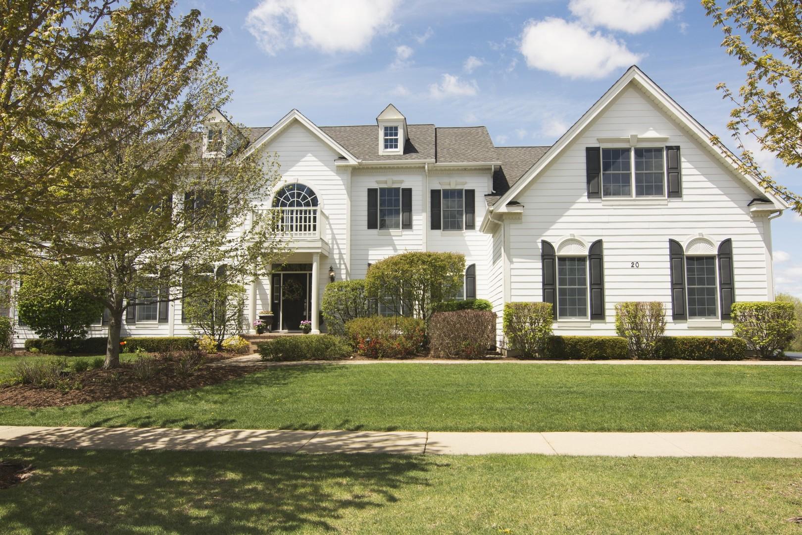 20 Doral Drive, Hawthorn Woods, Illinois 60047