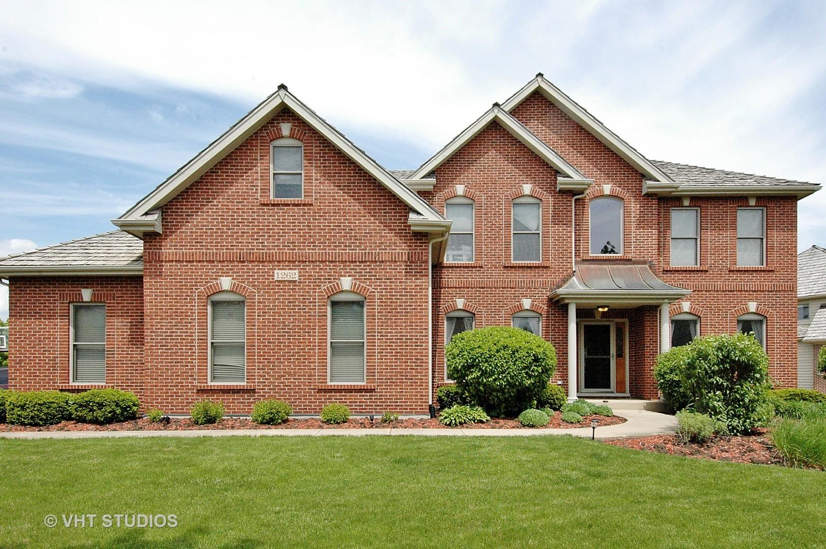 1262  Brookside,  SOUTH ELGIN, Illinois