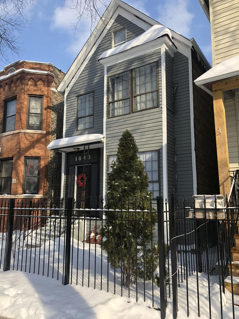 North Albany Ave., Chicago, IL 60647