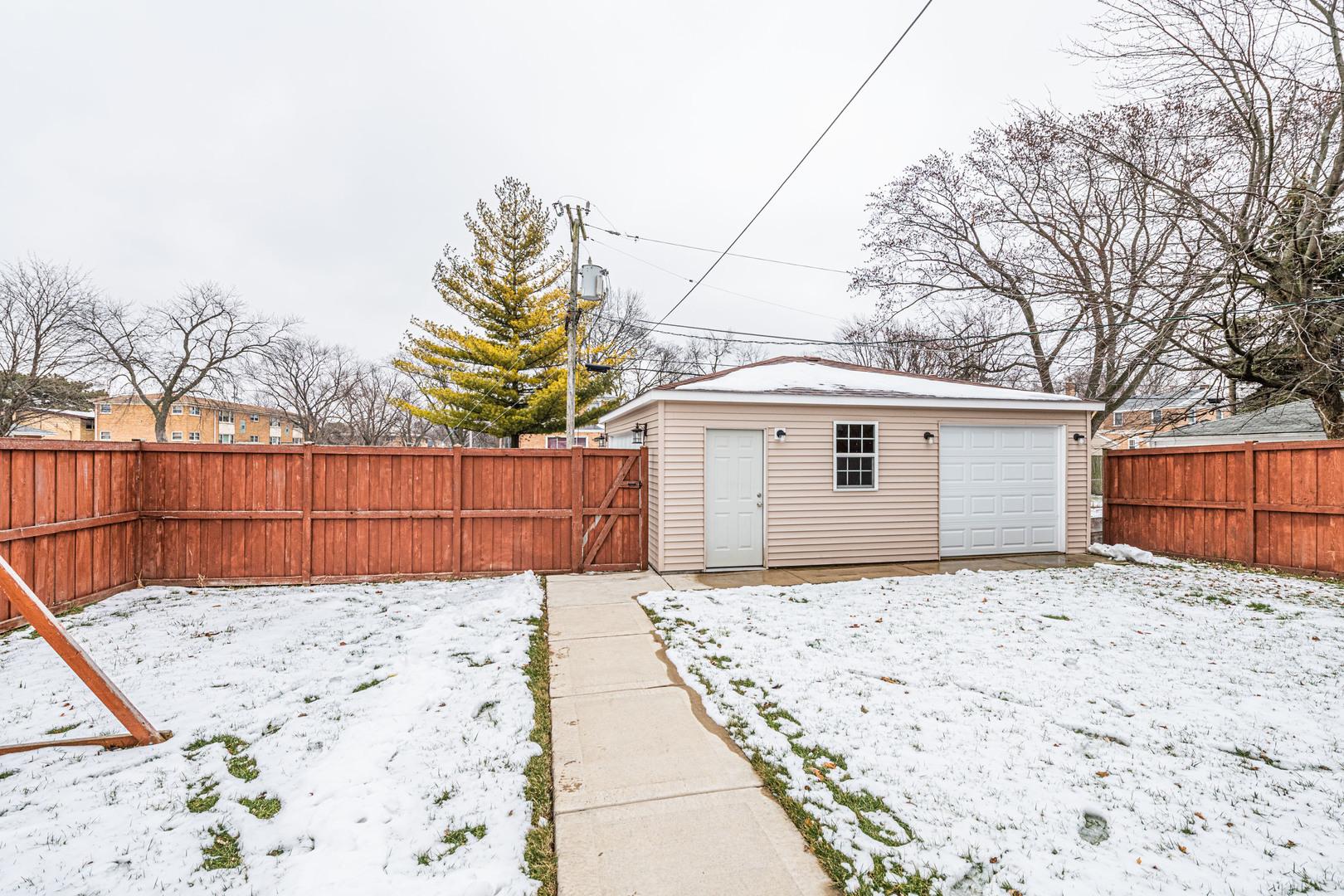 521 North Elm, Hillside, Illinois, 60162