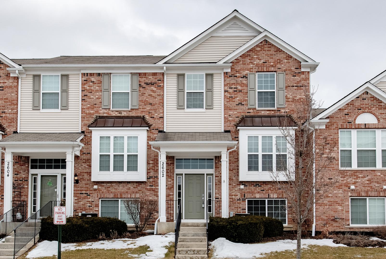 2602 Neubauer Circle, Unit 2602, Lindenhurst, Illinois 60046