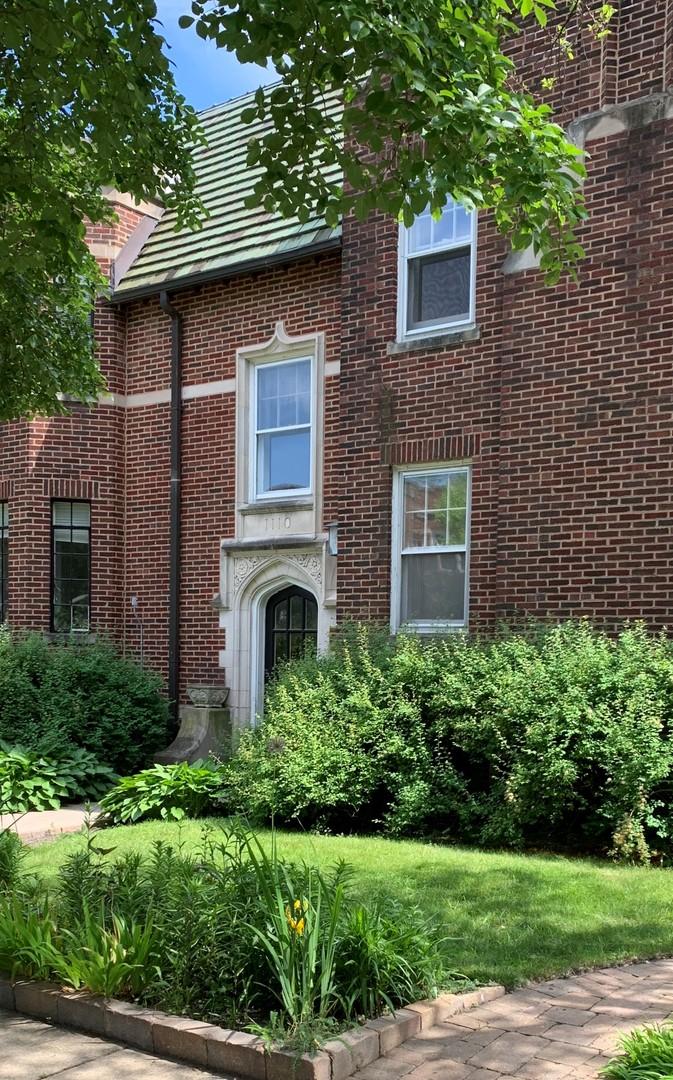 1110 Seward 1W, EVANSTON, Illinois, 60202