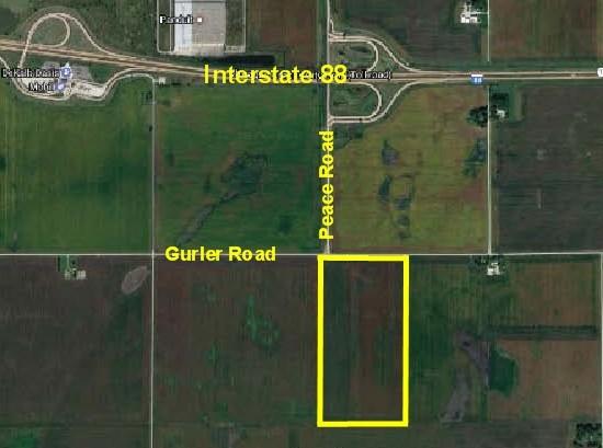 TBD Gurler Road, Dekalb, IL 60115