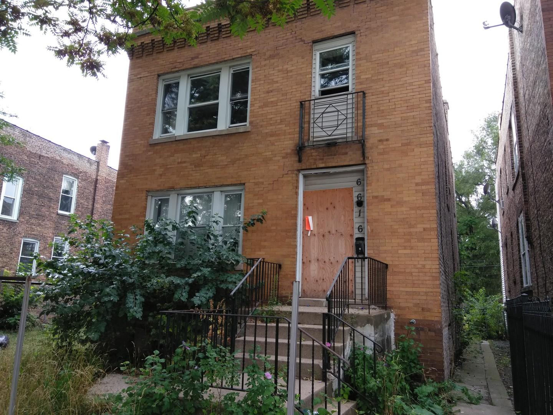 6616 S Marshfield Exterior Photo