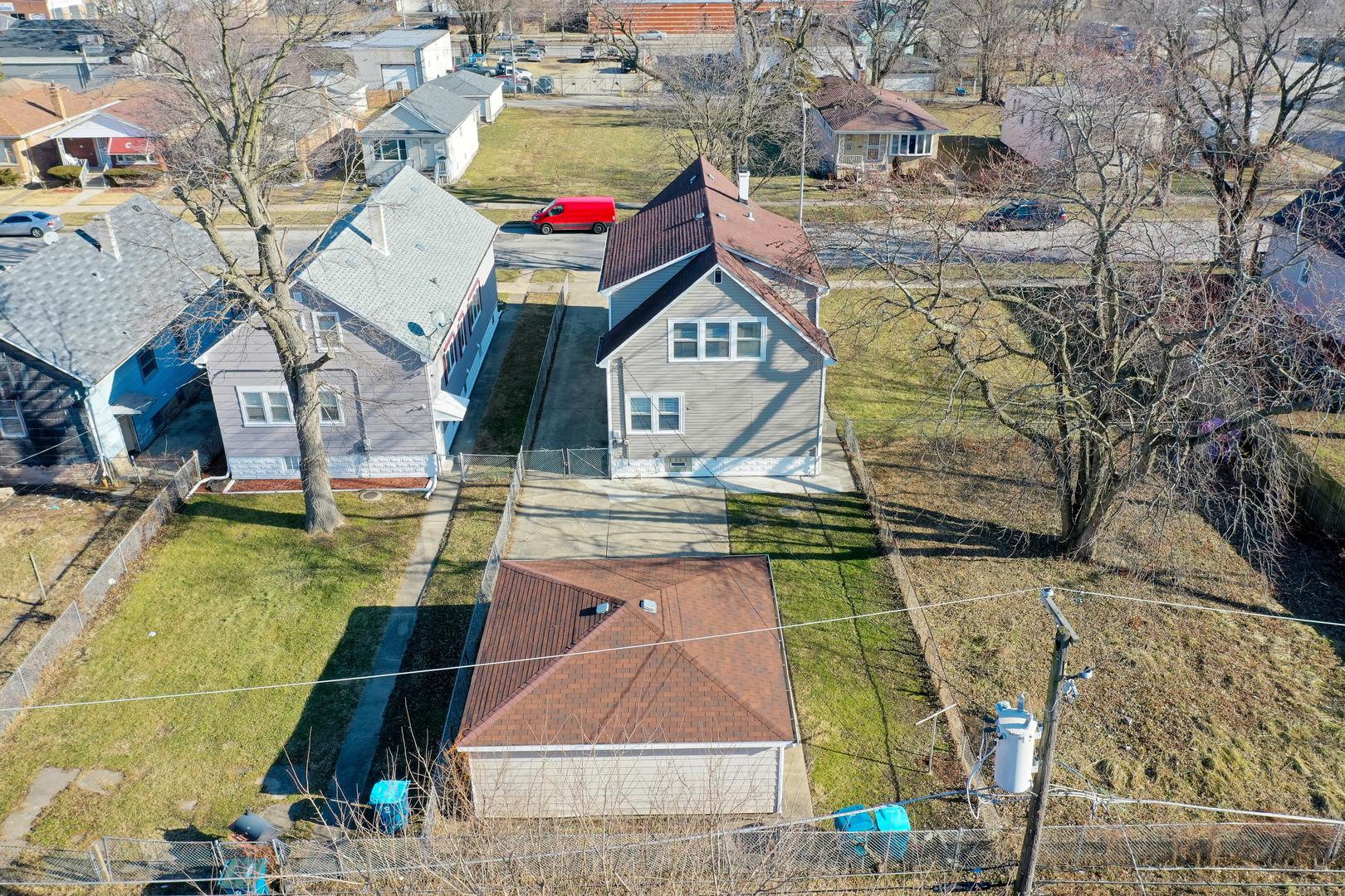 12342 South Green, Calumet Park, Illinois, 60827