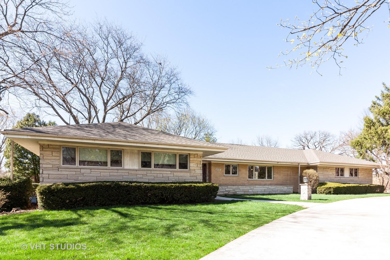 402 Warren Terrace Hinsdale, Illinois 60521