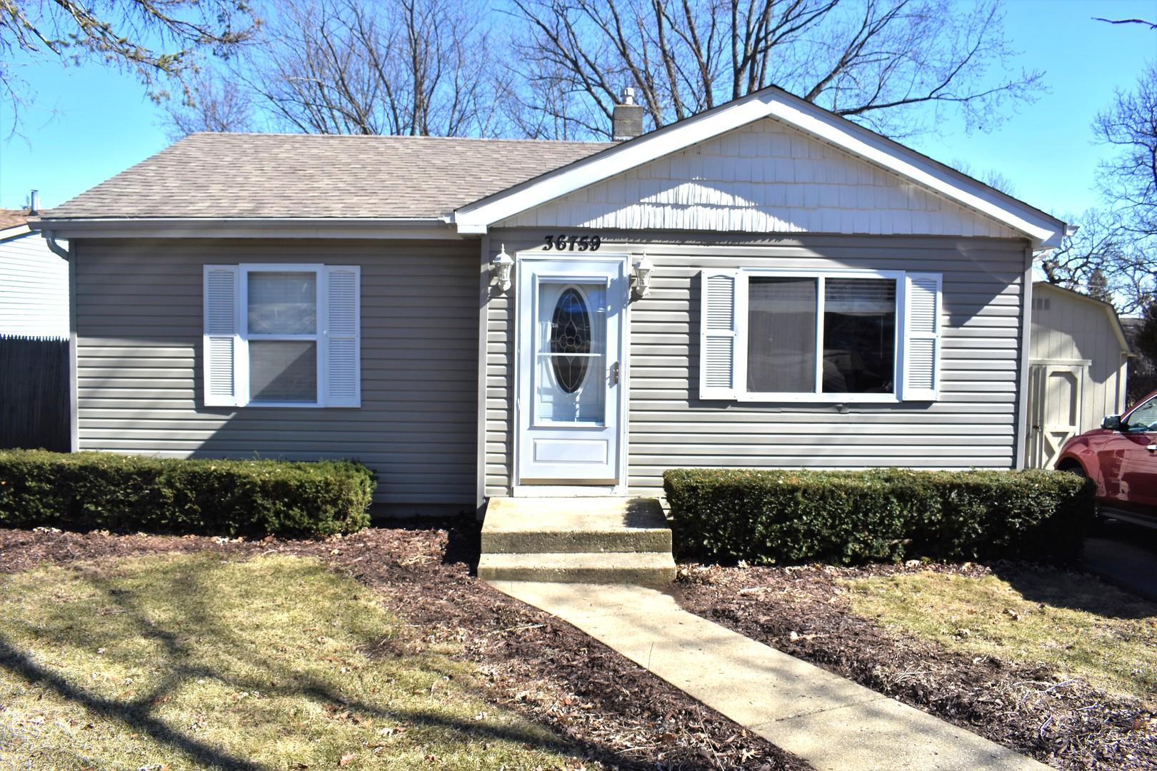36759 North Wildwood Drive, Lake Villa, Illinois 60046