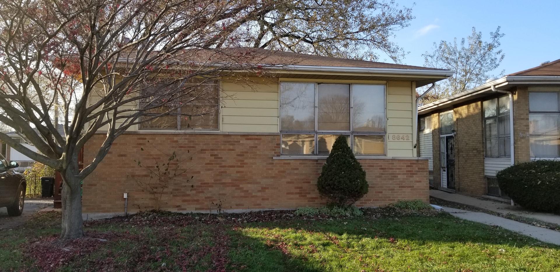8642 S Kimbark Exterior Photo