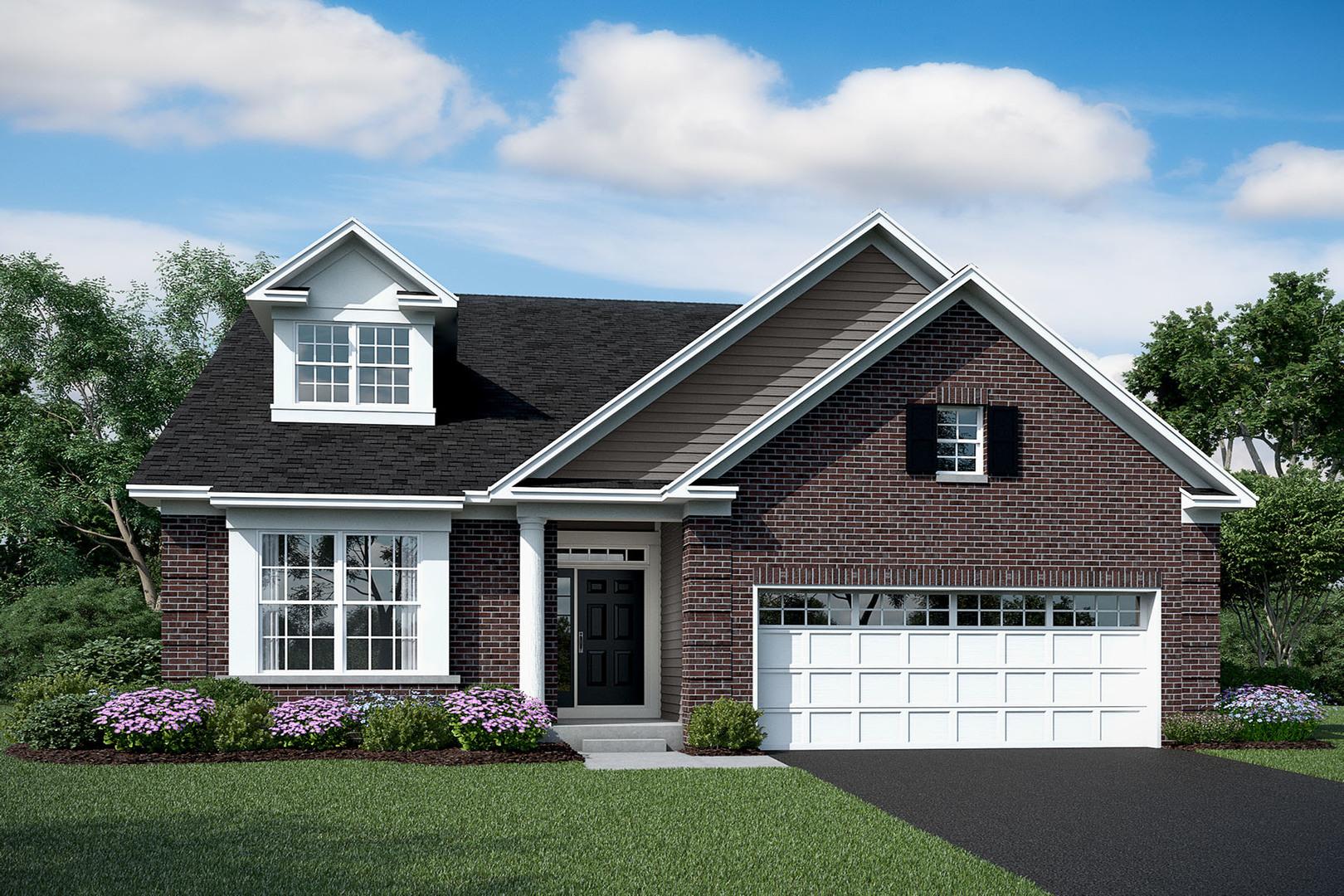23549 N. Birkdale Lot #49 Drive, Kildeer, Il 60047