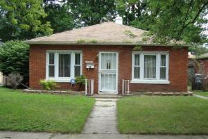 North Evans Ave., DOLTON, IL 60419