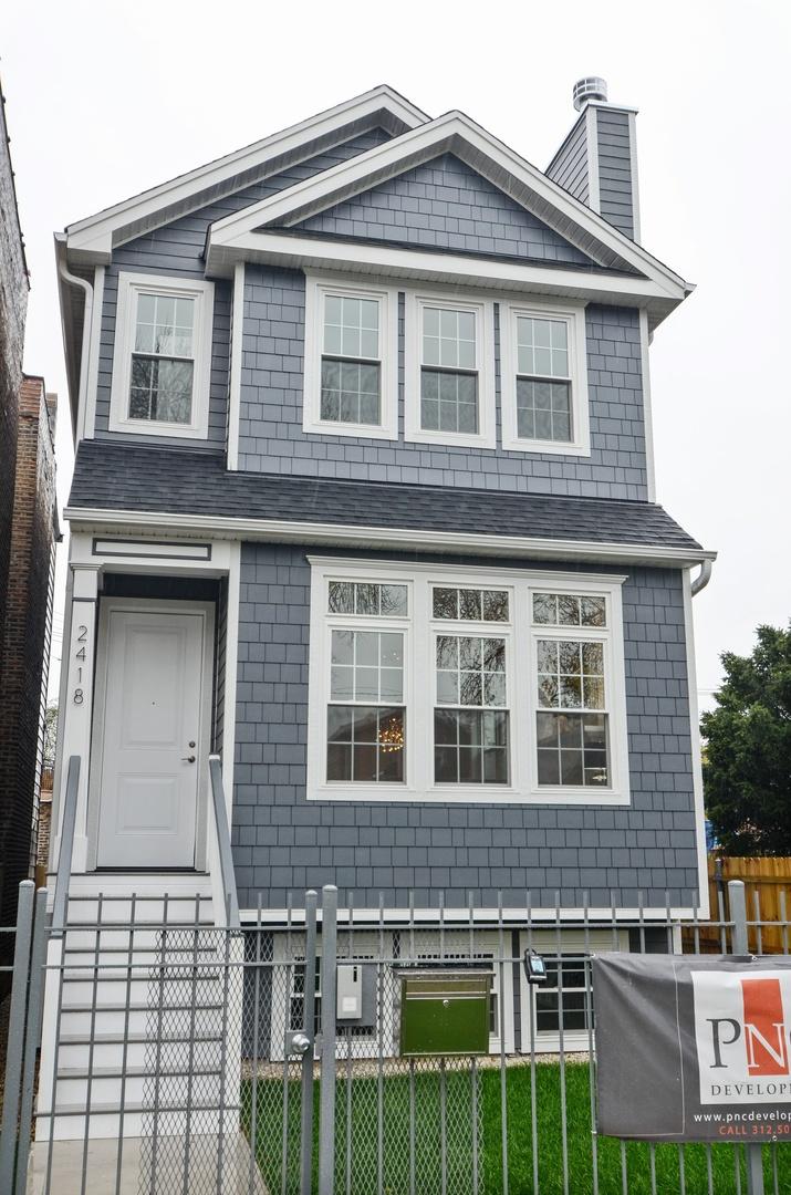 1747 N Albany Exterior Photo