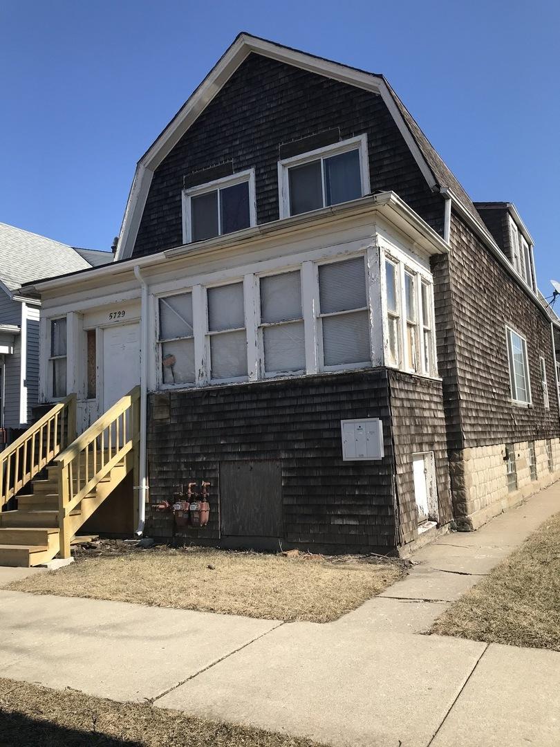 5729 S Claremont Exterior Photo