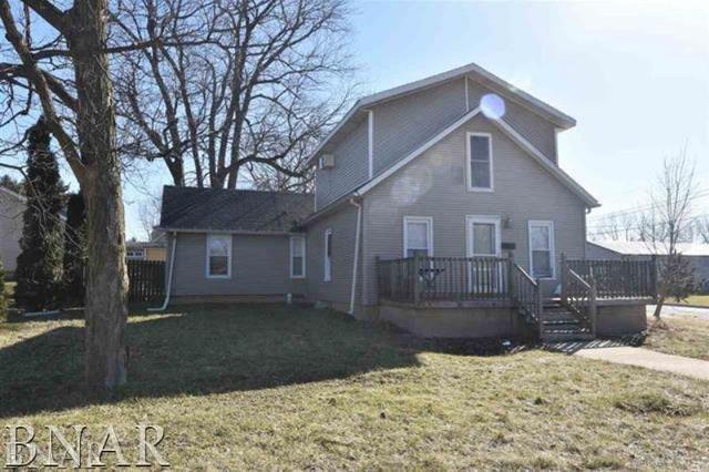 211 South Henry, Eureka, Illinois, 61530