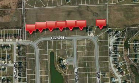 Property for sale at 7 Lots Orchid Lane, Channahon,  IL 60410