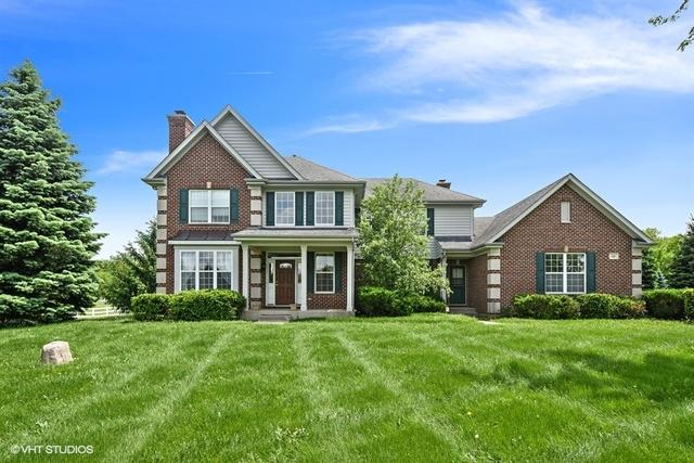521 Pond Gate Drive, Barrington Hills, Illinois 60010