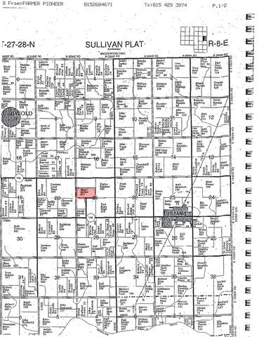 3200 East Road, Cullom, IL 60929