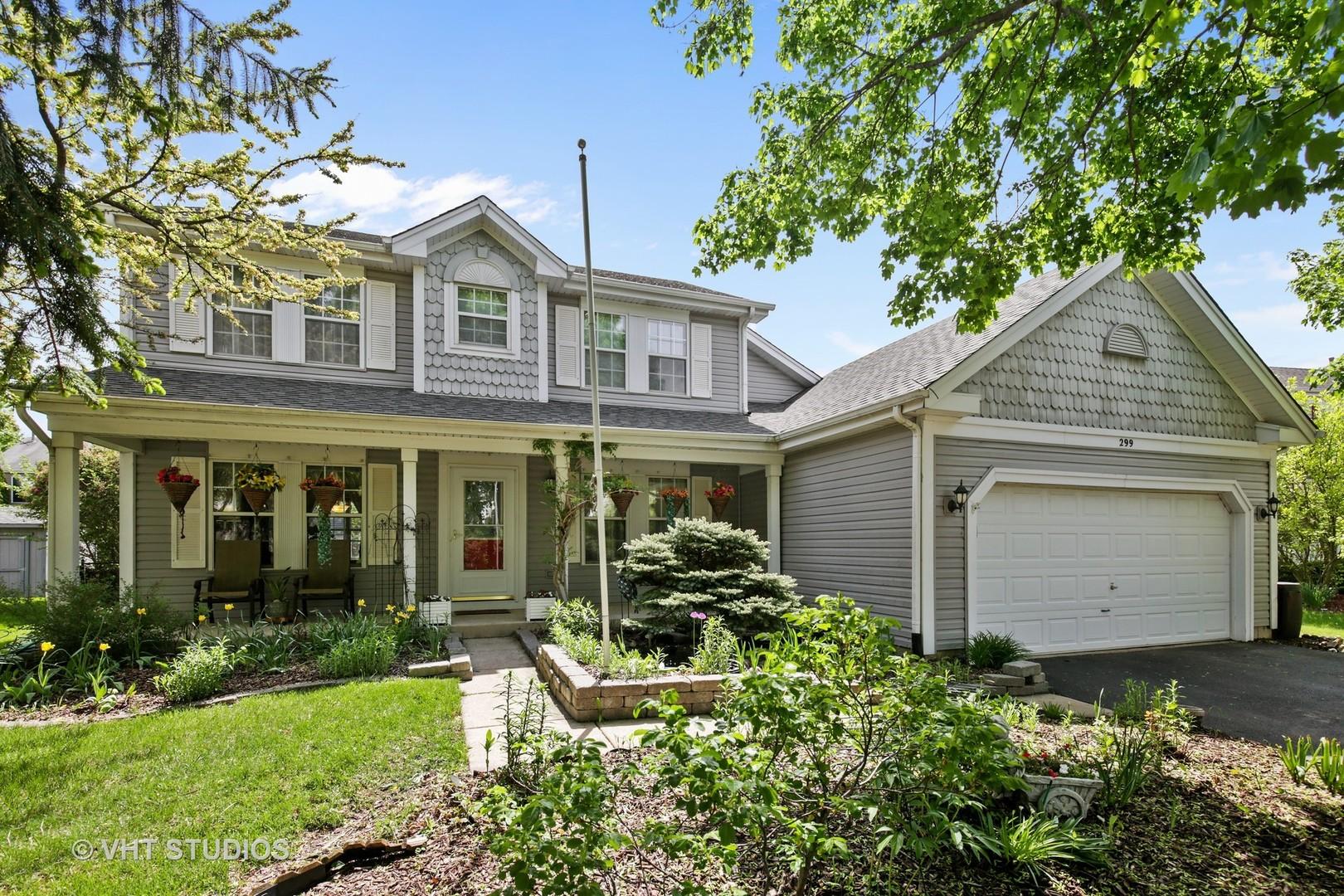299 Mayfair Lane, South Elgin, Illinois 60177