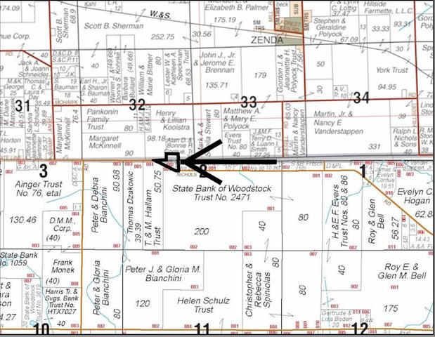 Lot 1 State Line Road, Hebron, IL 60034