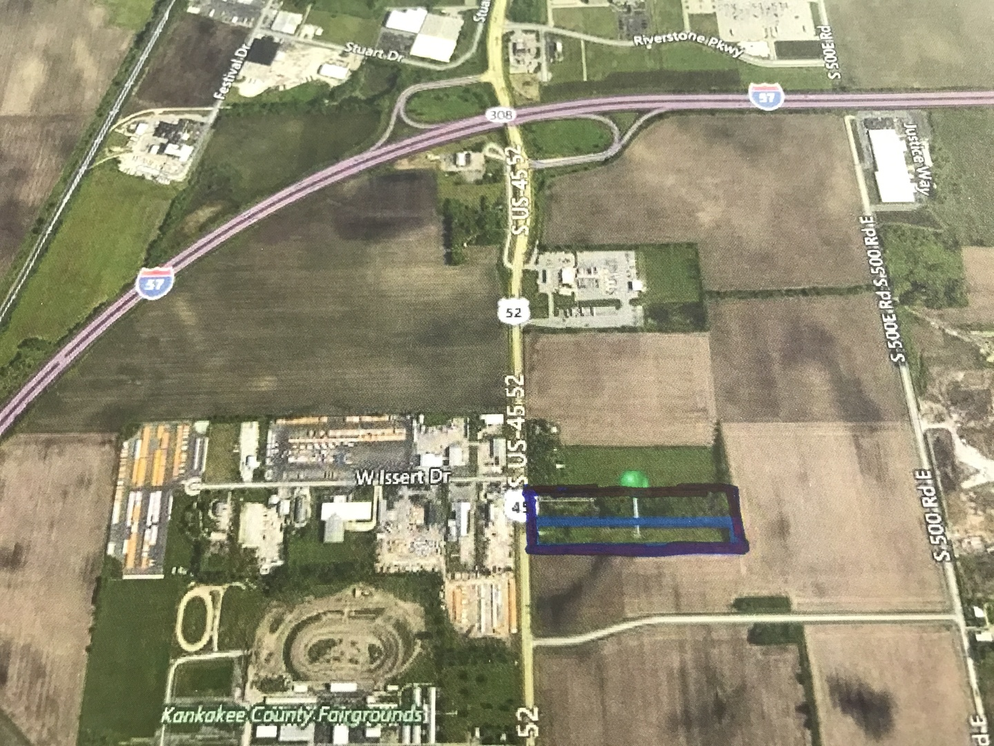 3669 S State Route 45-52, Kankakee, IL 60901