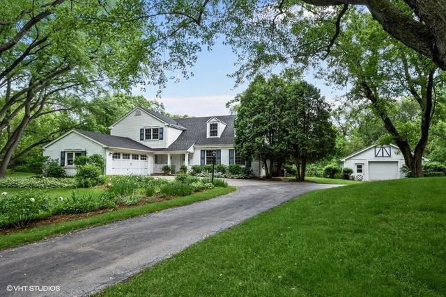 1719 Spring Creek Road, Barrington Hills, Illinois 60010