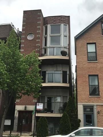 1320 N Wolcott Avenue 3, Chicago, IL 60622