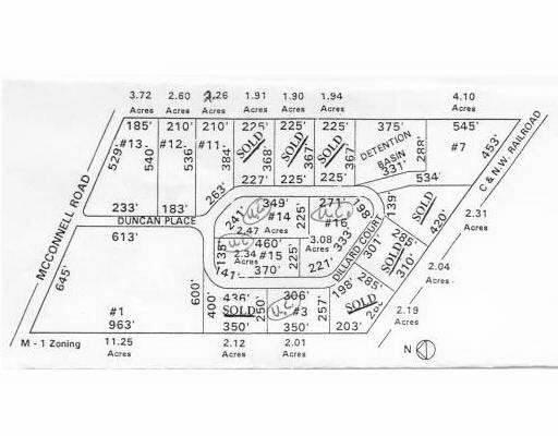 Property for sale at LOT 1 Mcconnell Road, Woodstock,  IL 60098