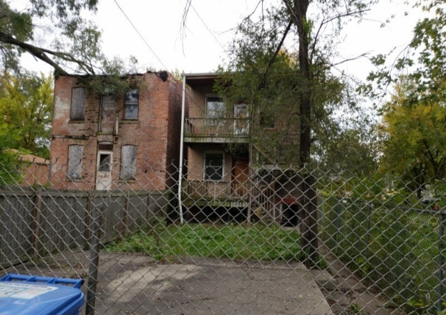 5722 South Throop, Chicago, Illinois, 60636