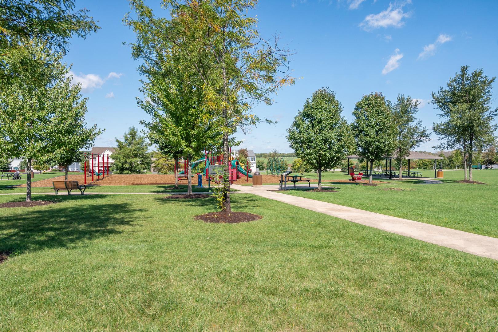 2509 Timber Springs, Joliet, Illinois, 60432