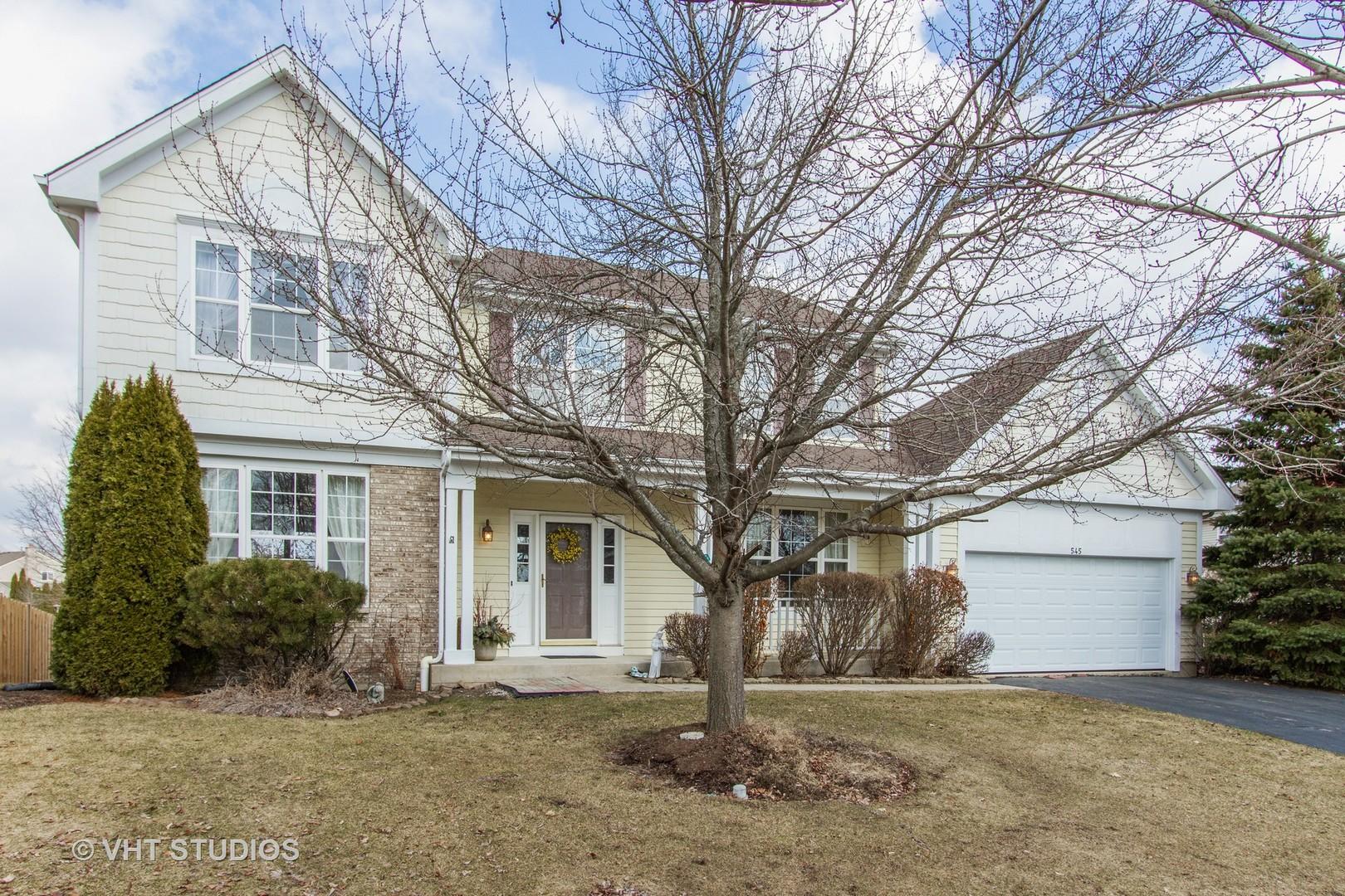 545 Heritage Drive, Lindenhurst, Illinois 60046