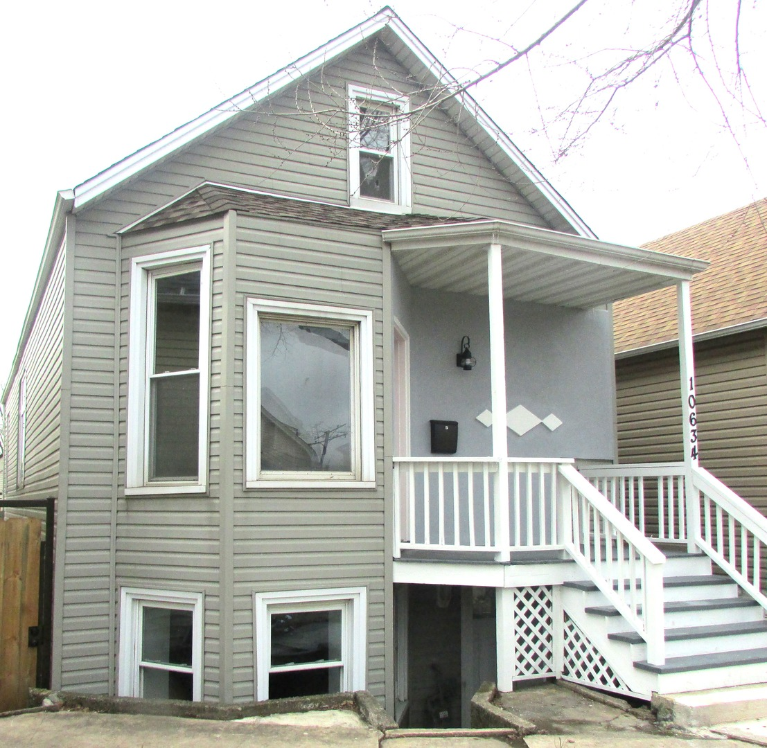 10634 South green bay, Chicago, Illinois, 60617