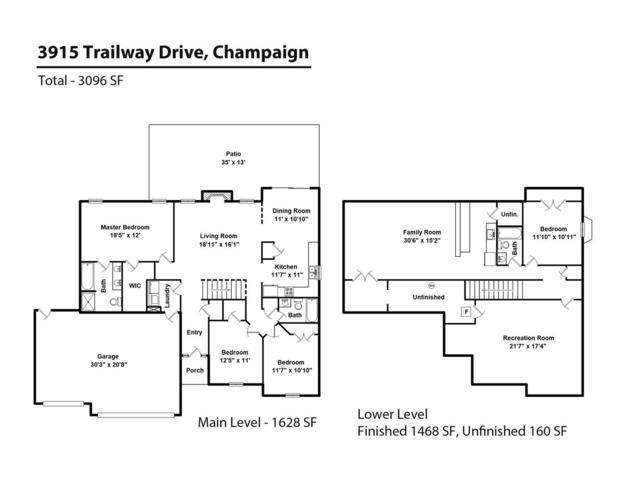 3915 Trailway, Champaign, Illinois, 61822