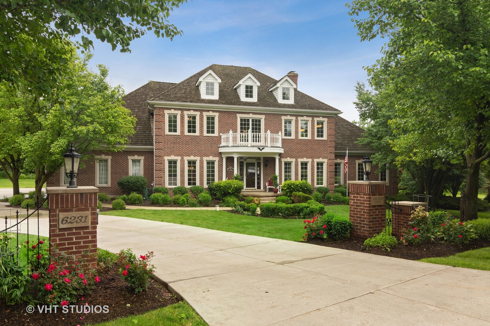 6231 Pine Tree Court, Long Grove, Illinois 60047