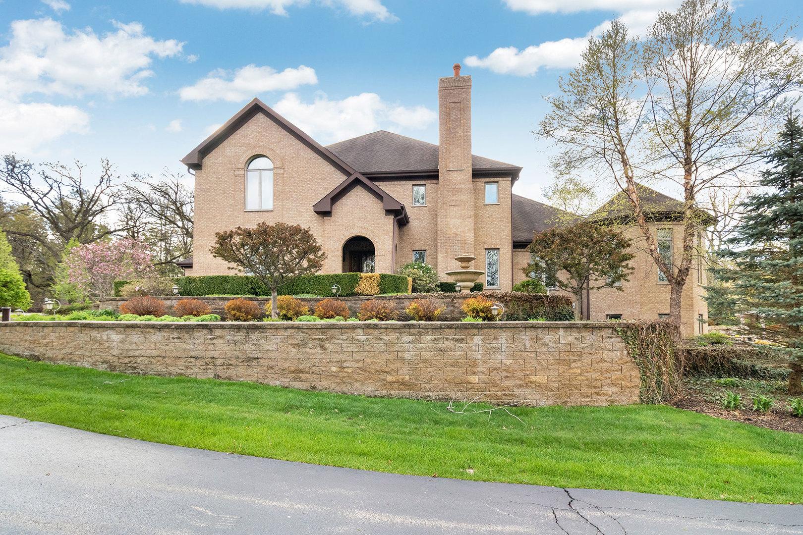 10018 Haegers Bend Road, Barrington Hills, Illinois 60010