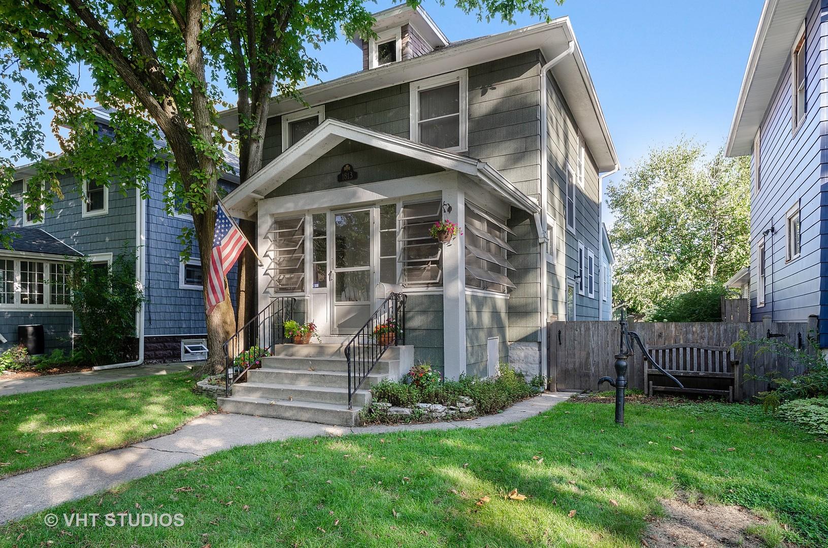 1813 Lincoln, Evanston, Illinois, 60201