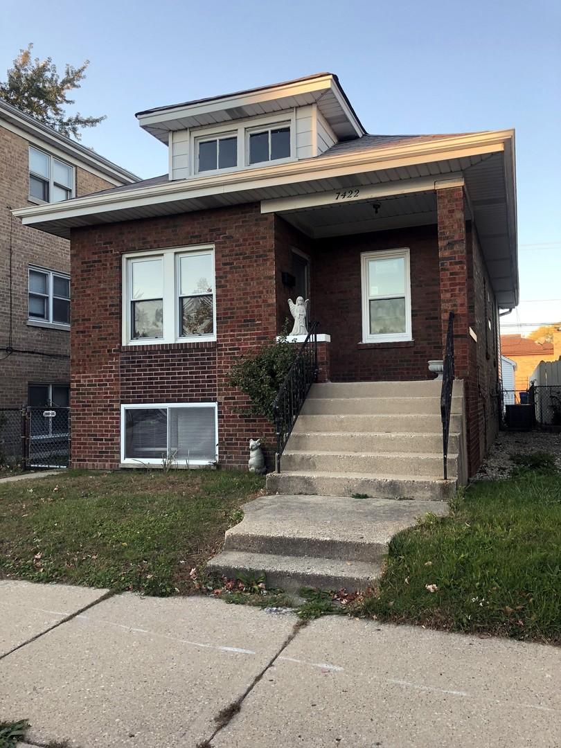 7422 W Addison Exterior Photo