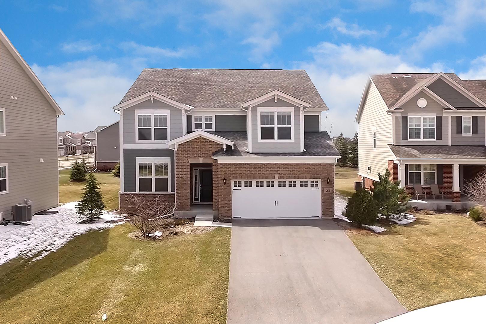 23 Beverly Lane, Hawthorn Woods, Illinois 60047