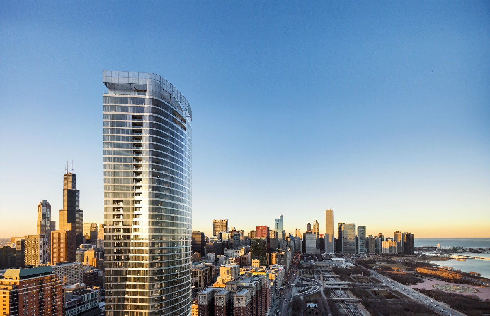 1000 S Michigan AVE, #71-PH1