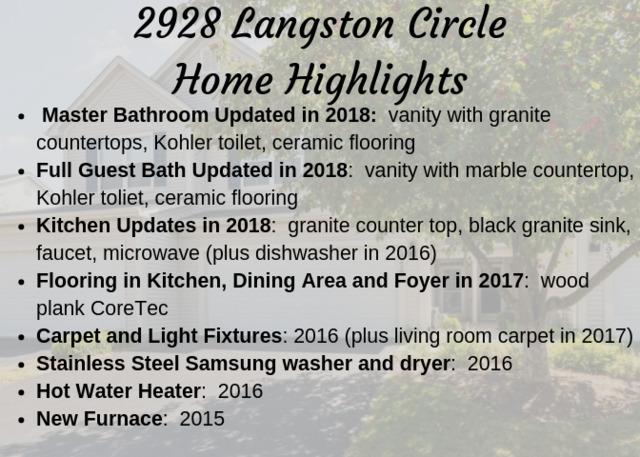 2928 Langston, ST. CHARLES, Illinois, 60175