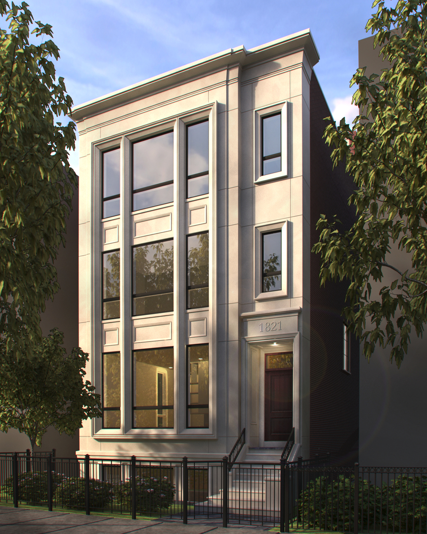 Property for sale at 1821 North Howe Street, Chicago-Lincoln Park,  IL 60614