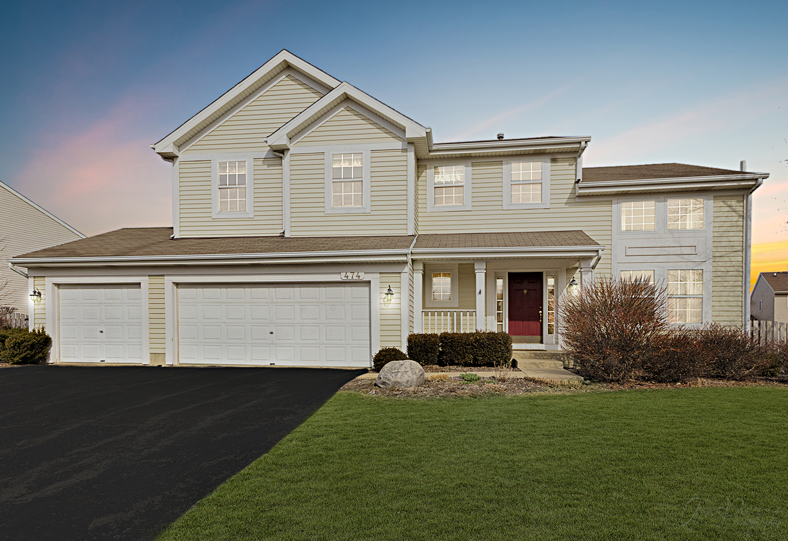 474 Barn Swallow Drive, Lindenhurst, Illinois 60046