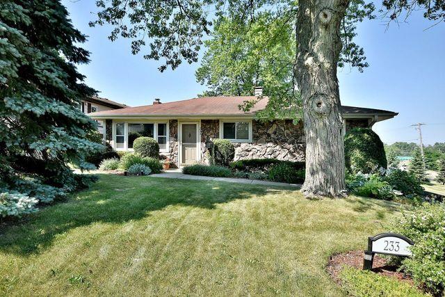 233 Meadow Lane, Lake Zurich, Illinois 60047