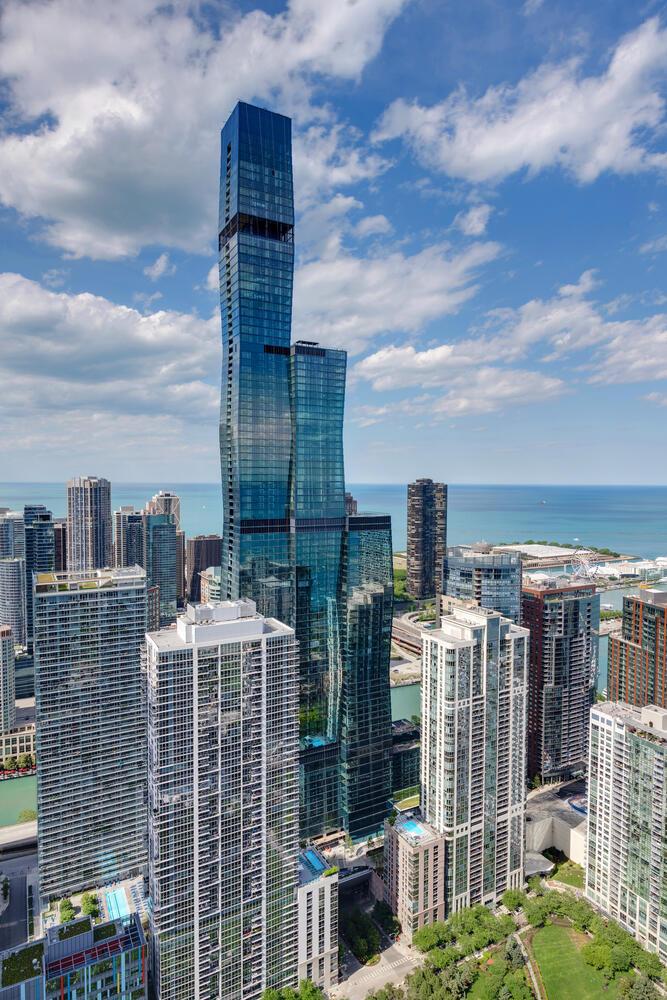 363 East Wacker 2709, Chicago, Illinois, 60601