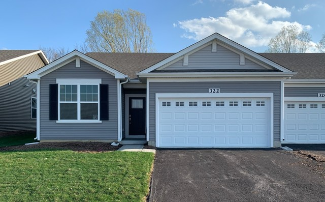 322  Sussex,  North Aurora, Illinois