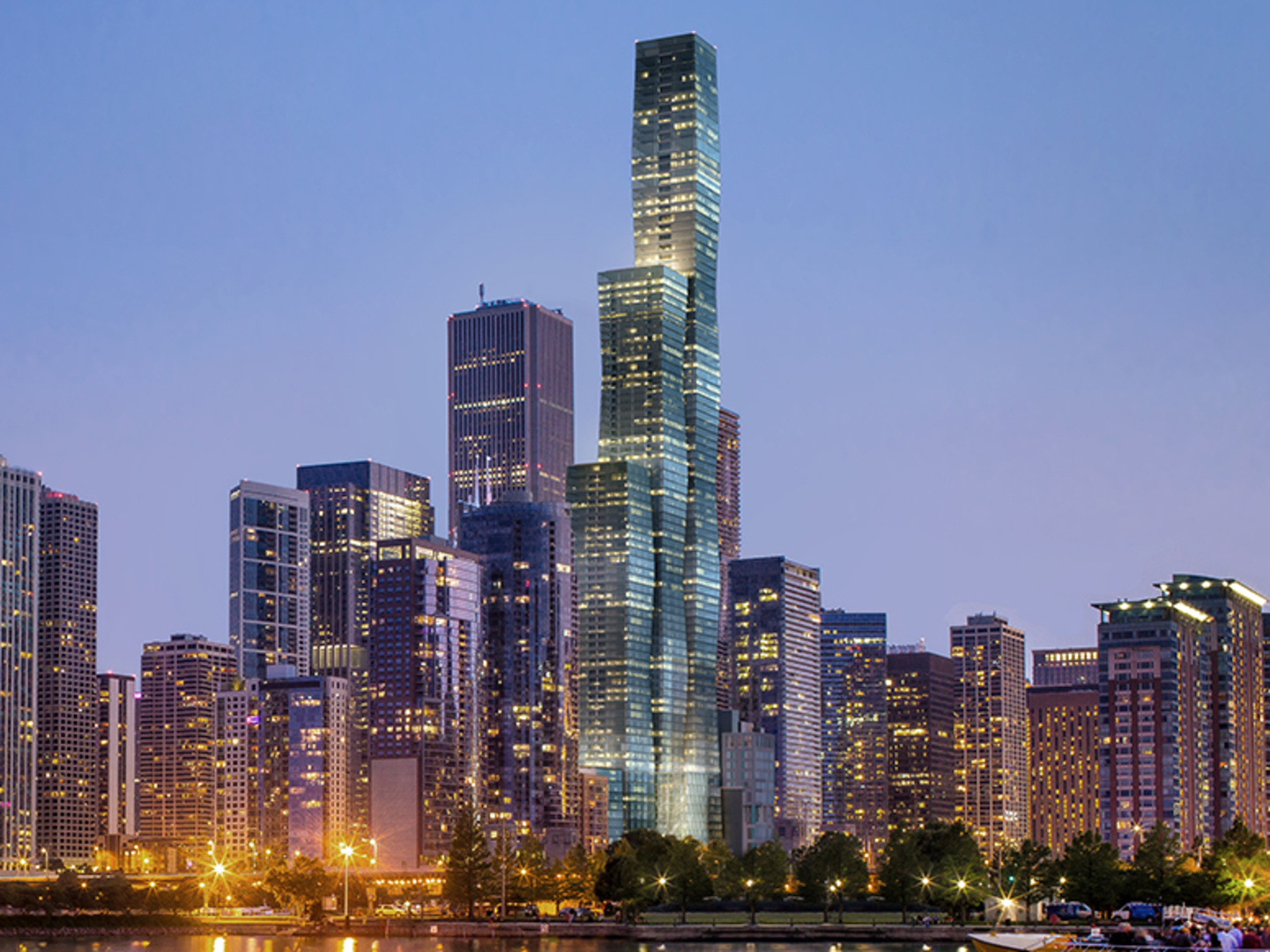 363 E Wacker Drive 3307, Chicago, IL 60601