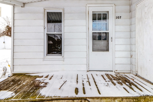 107 West FRONT, Fisher, Illinois, 61843