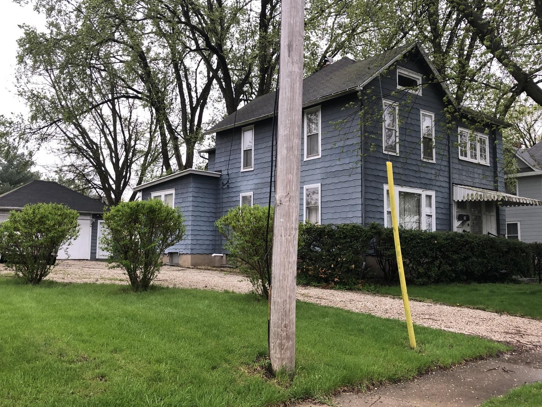 212 North Main, FARMER CITY, Illinois, 61842