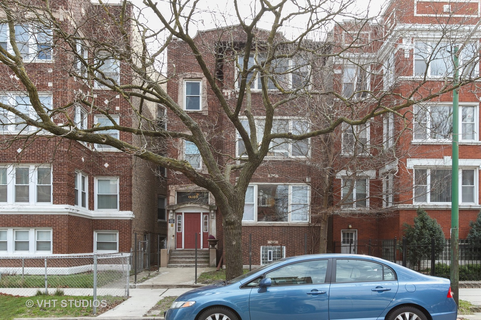6025 S St Lawrence Exterior Photo