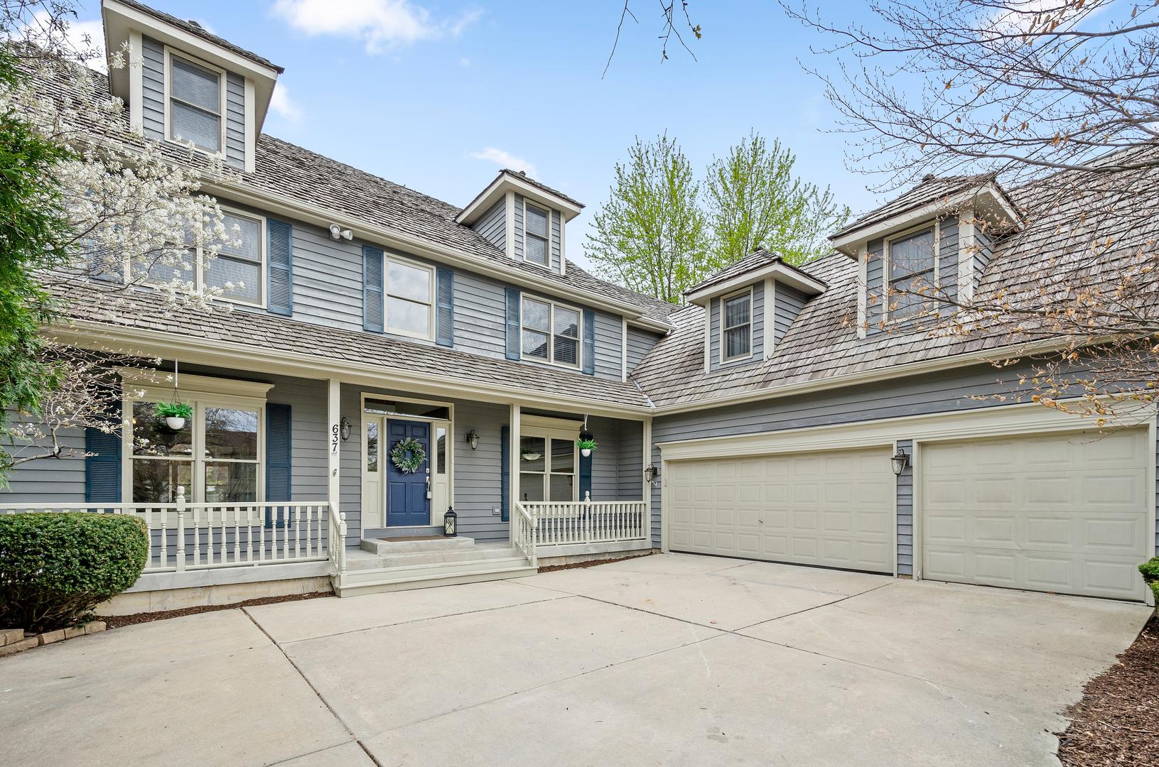 637 Clarendon, AURORA, Illinois, 60504
