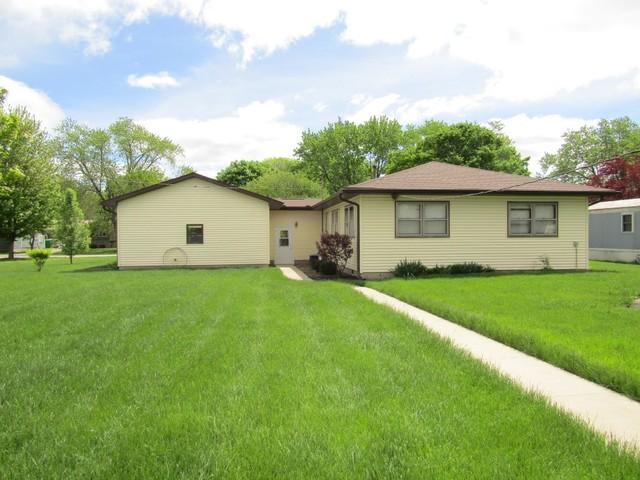 211 South Jackson, FLANAGAN, Illinois, 61740